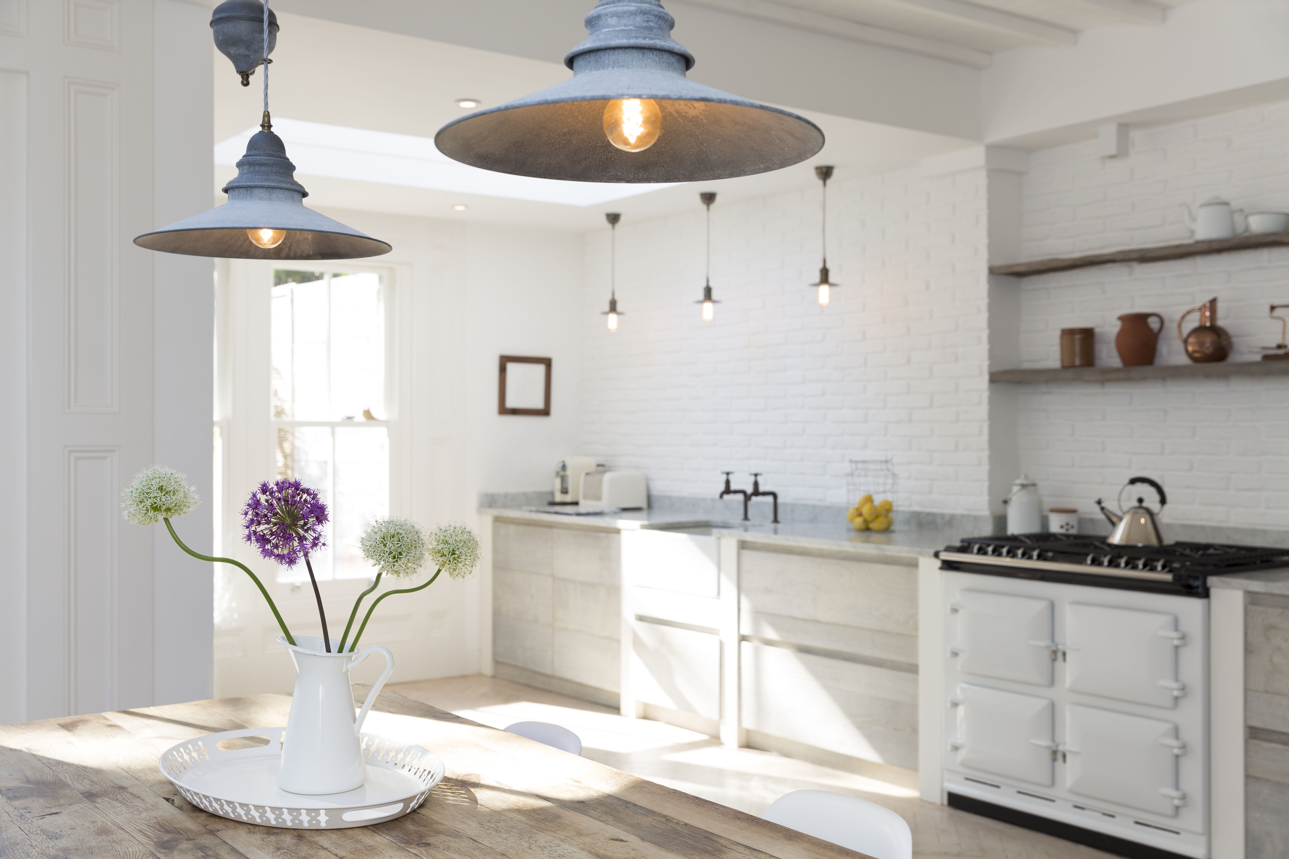 General Kitchen Lighting: Types