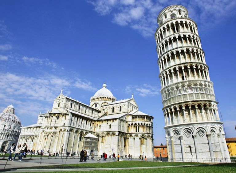 Learning Tower of Pisa