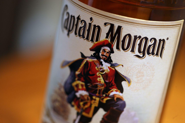 Explore Captain Morgan Spiced Rum