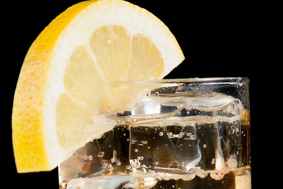 Gin Buck Cocktail