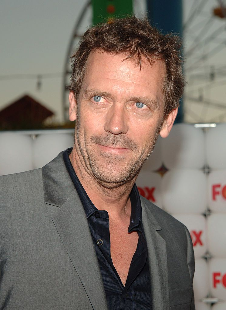 Hugh Laurie of 'House'