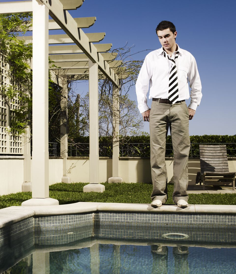Jew Detector: How To Know When It's Time To Demo Your Pool