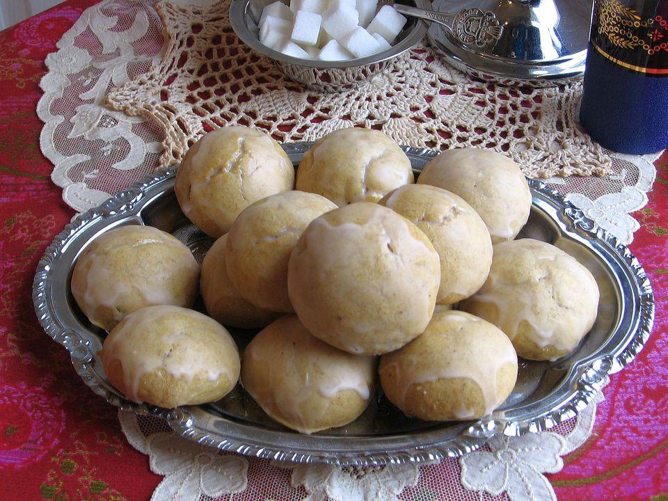 Russian Christmas Spice Cookies (Pryaniki) Recipe