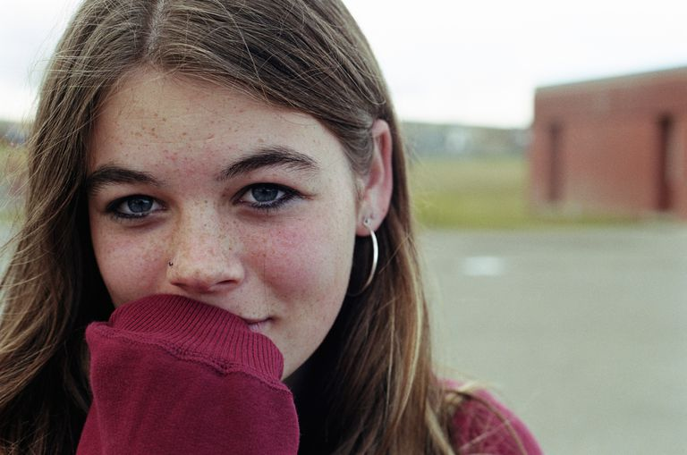 Coping with social anxiety as a teen can be stressful.