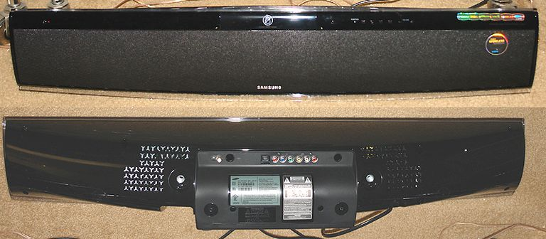 Samsung HT-X810 2.1 Channel Home Theater System - Dual View