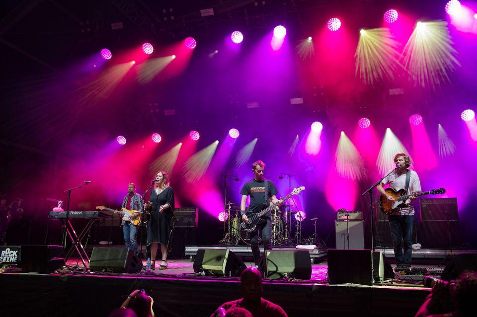 Rock En Seine Festival At Domaine National De Saint Cloud : Day Three