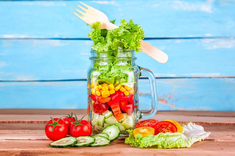 4 Reasons Mason Jars Are a Healthy Eater's Best Friend