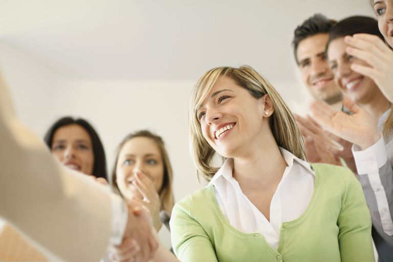 Accepting compliments helps to boost self-esteem.