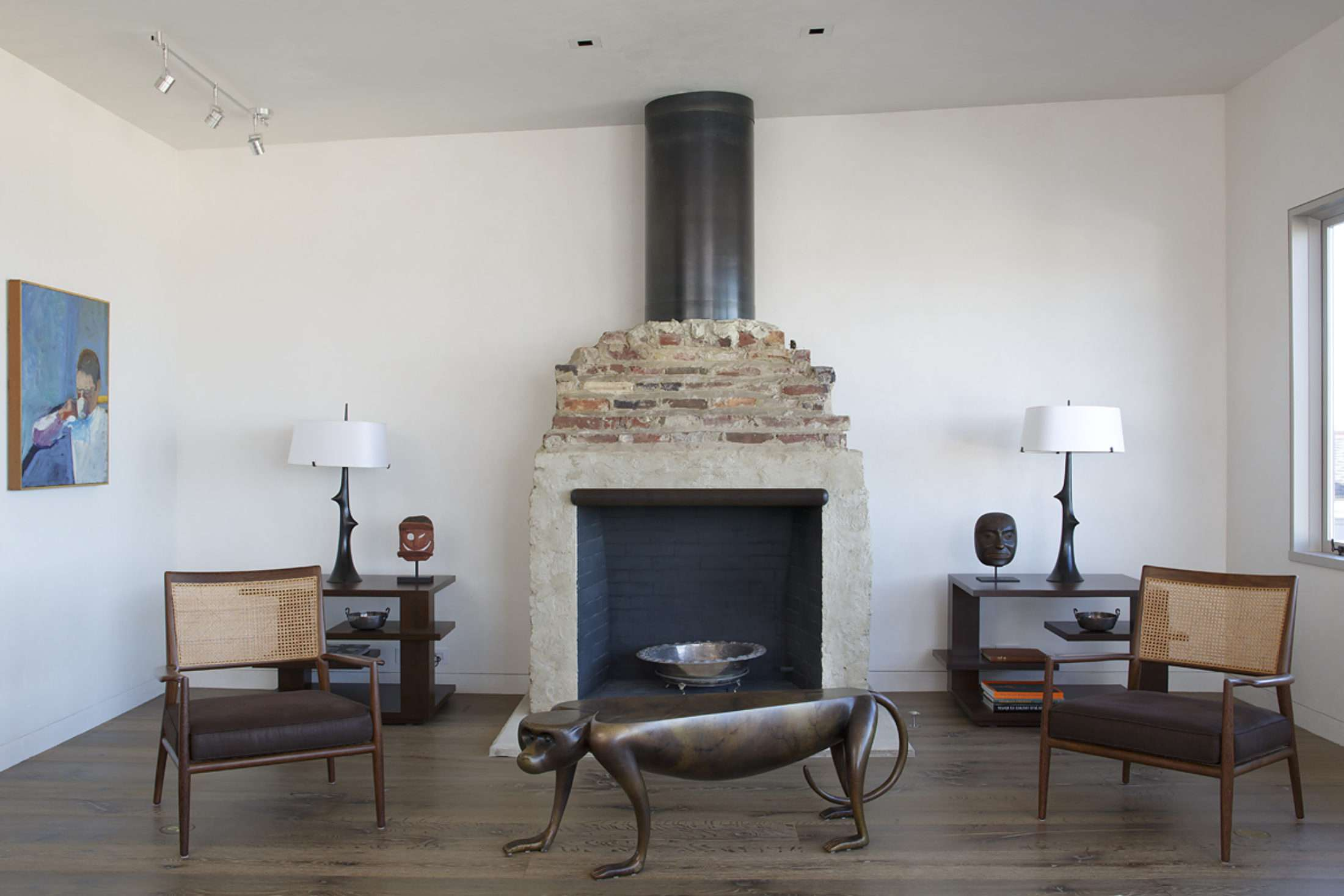fireplace for hunters project the anew cleaning dsc paint home front blog kit renovation brick to hgtv rescue house