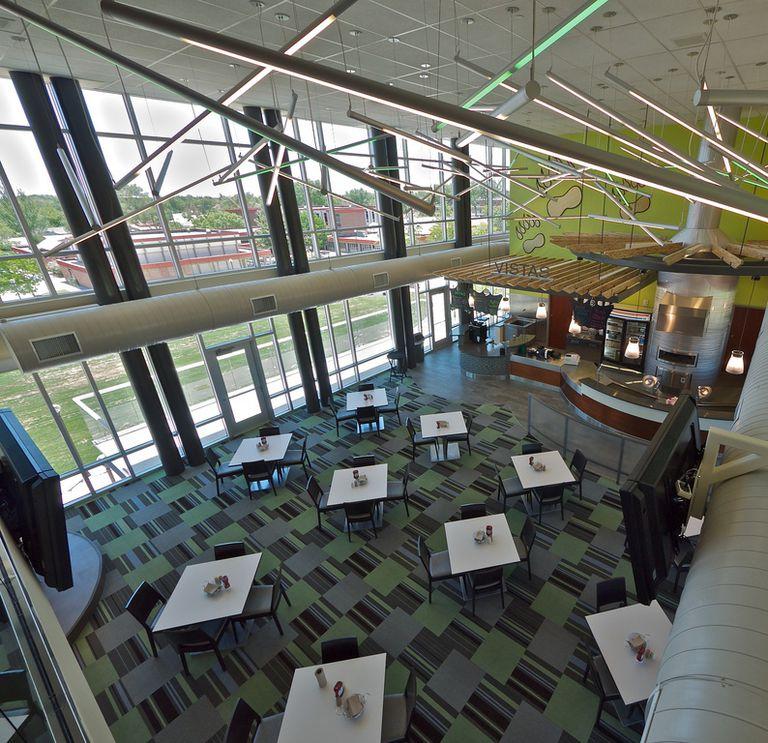 Vistas Restaurant at Adams State University