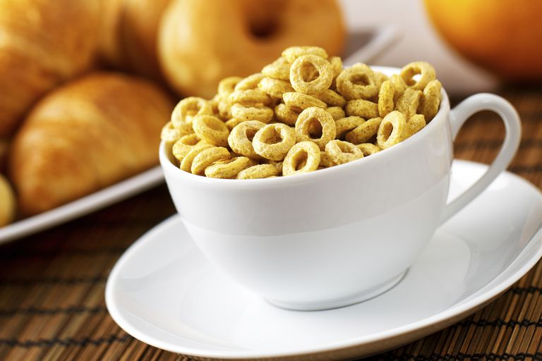 Most cereal is fortified with folic acid.
