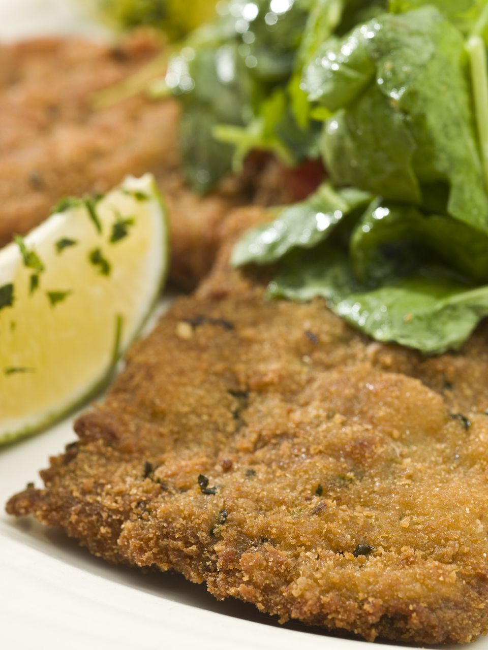 Milanese Veal Cutlets (Cotolette alla milanese)