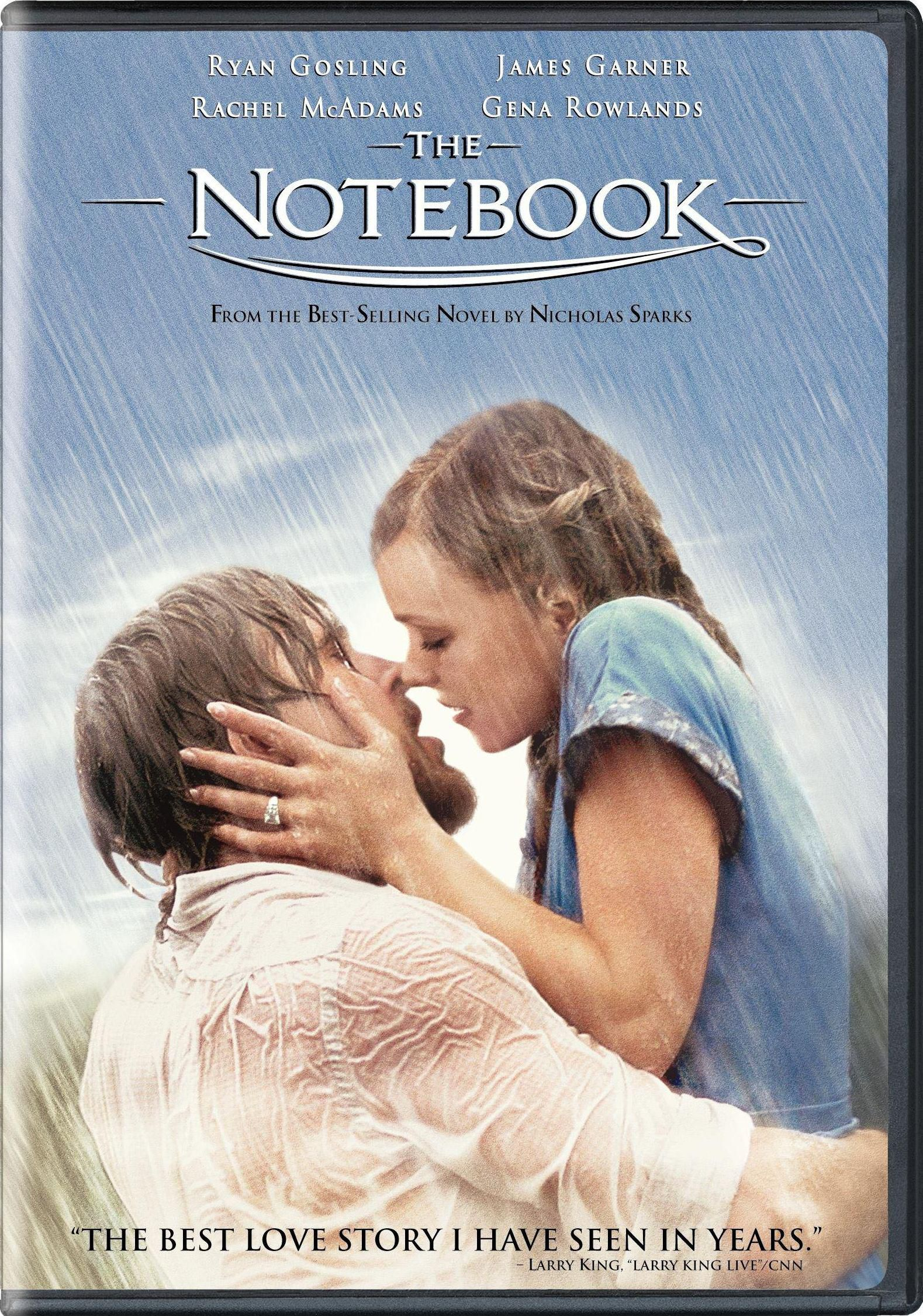"Best Movie Quotes from ""The Notebook"""