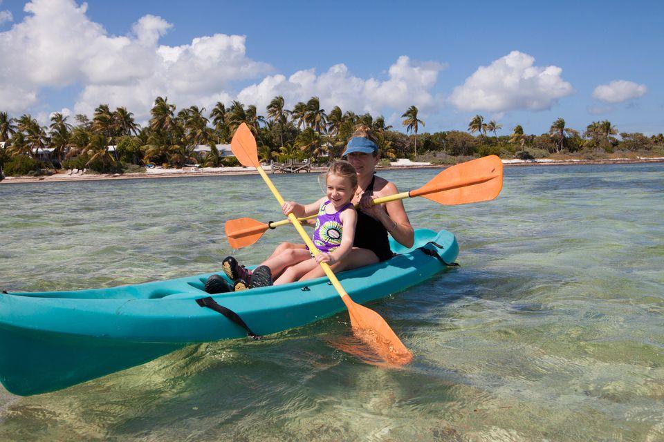 Florida keys kayak