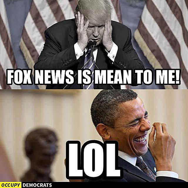 Love Finds You Quote: Funny Anti-Fox News Memes And Quotes