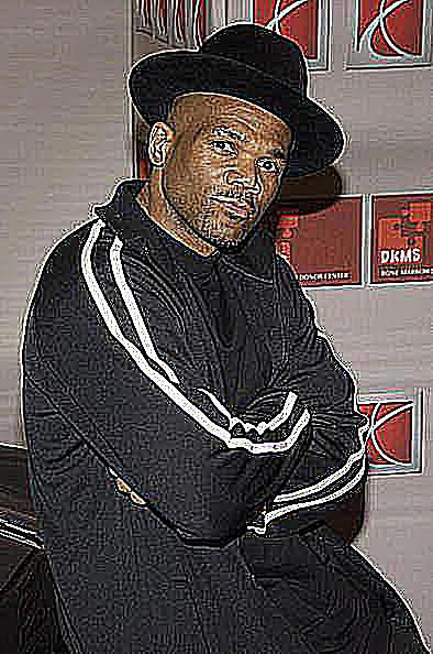 Darryl McDaniels (a.k.a. DMC) shares how he discovered in his 30's that he was adopted.