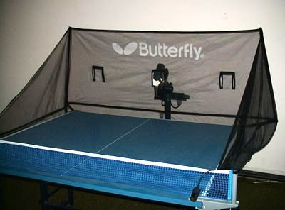 Photo of Butterfly Amicus 3000 Table Tennis Robot