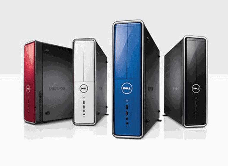 Dell Inspiron 560s Slim Desktop PC