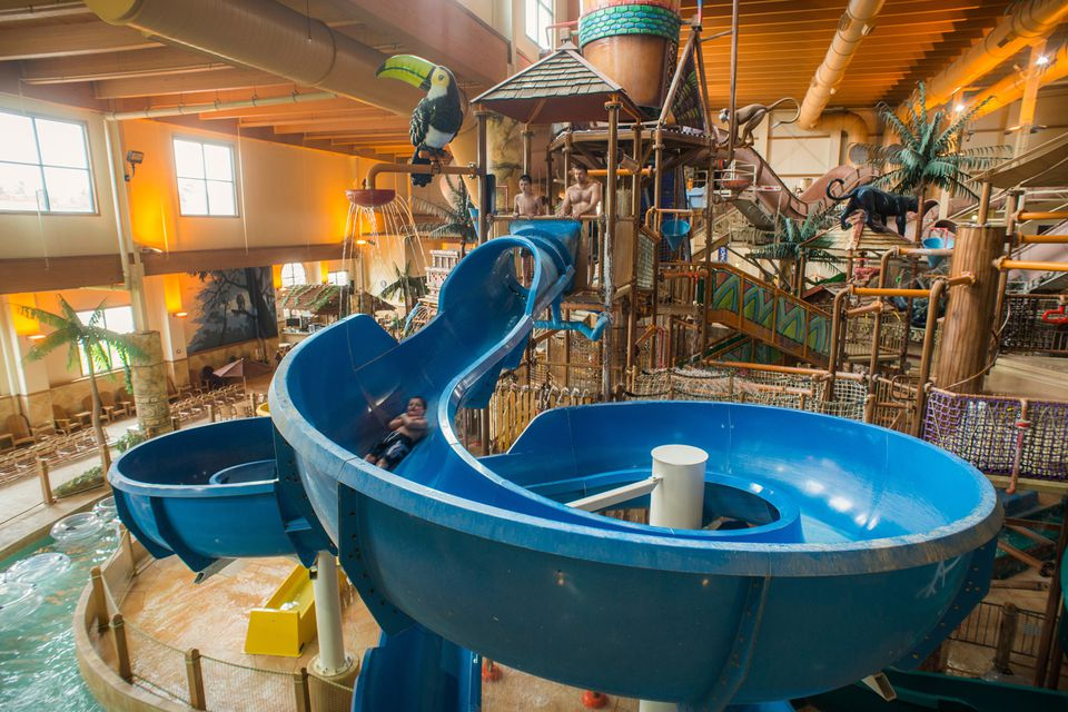 Chula Vista Resort Wisconsin Dells Wi United States: The Biggest Indoor Waterparks In The World