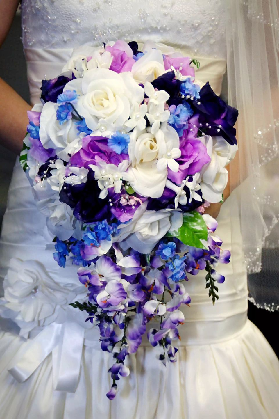 purple and lavender wedding bouquets purple bridal bouquet 6871