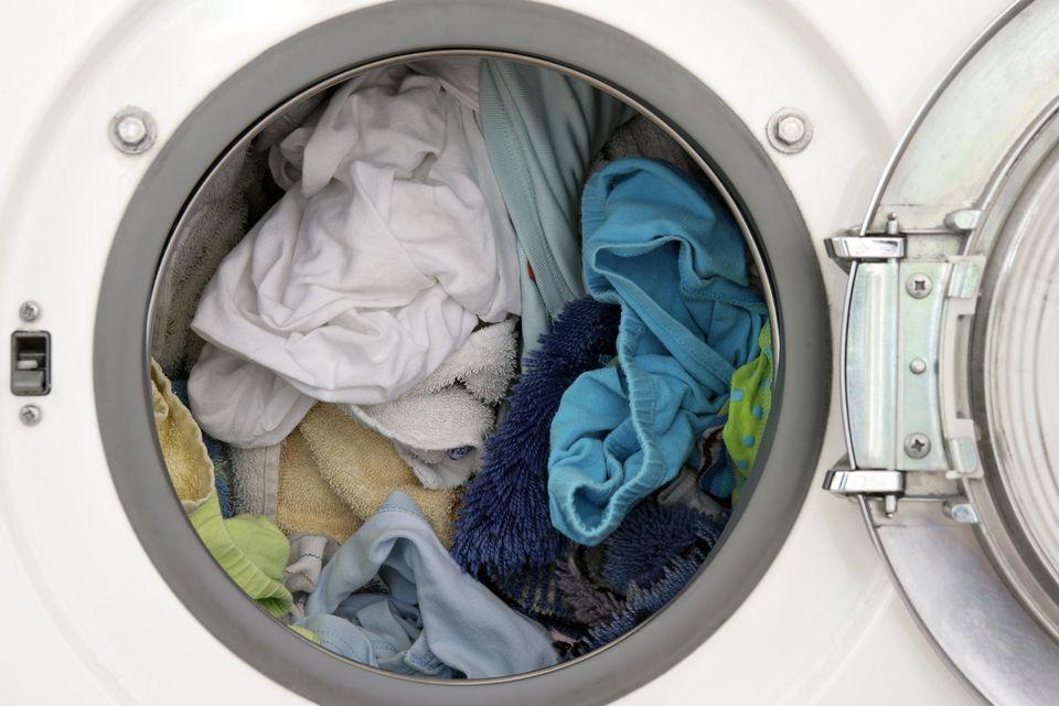 Full washing machine
