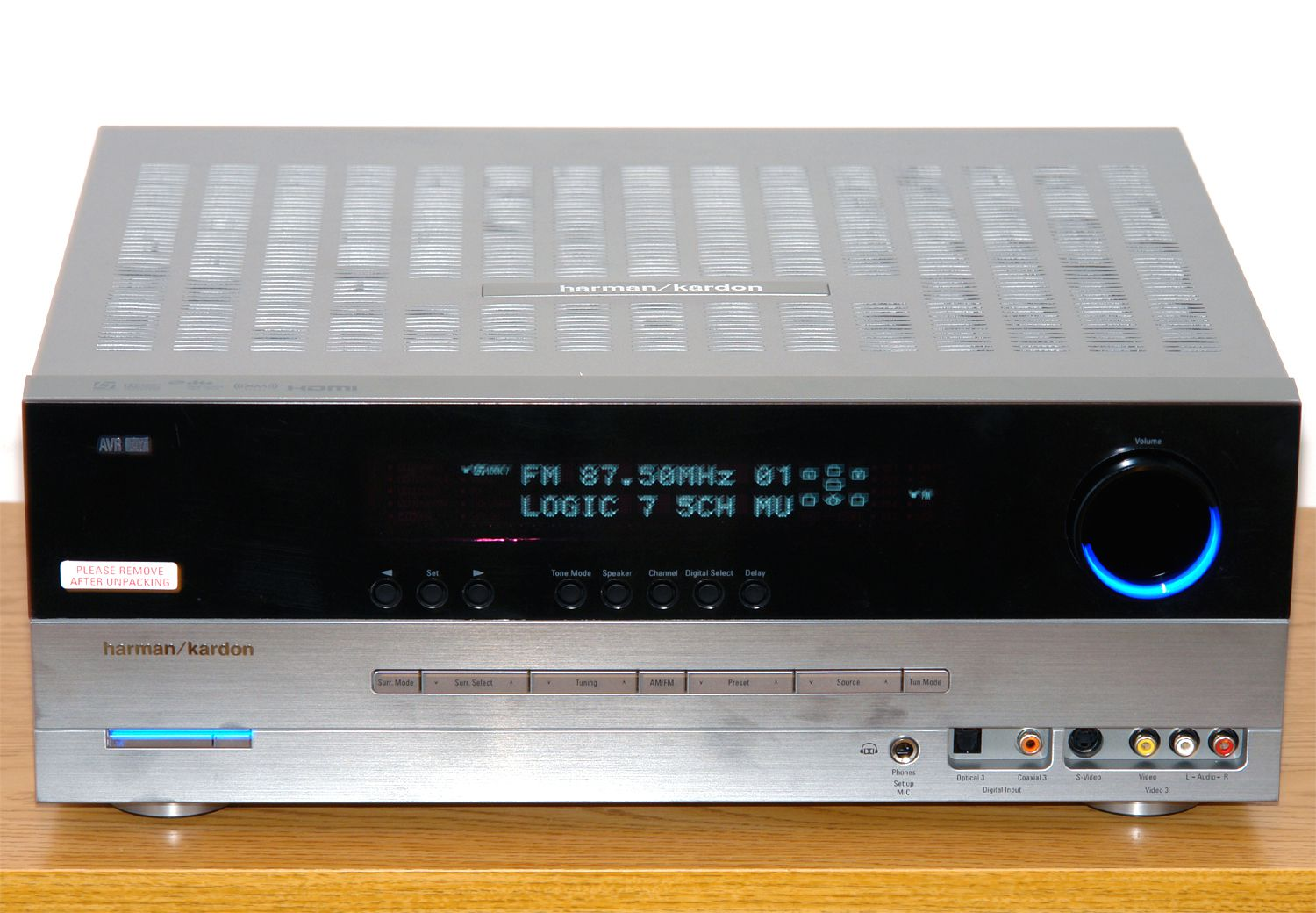 Harman Kardon Avr147 Home Theater Receiver Review