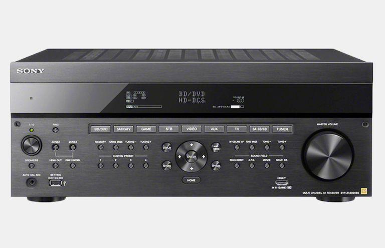 Sony STR-ZA3000ES Home Theater Receiver