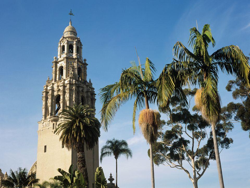 Museum of Man in San Diego