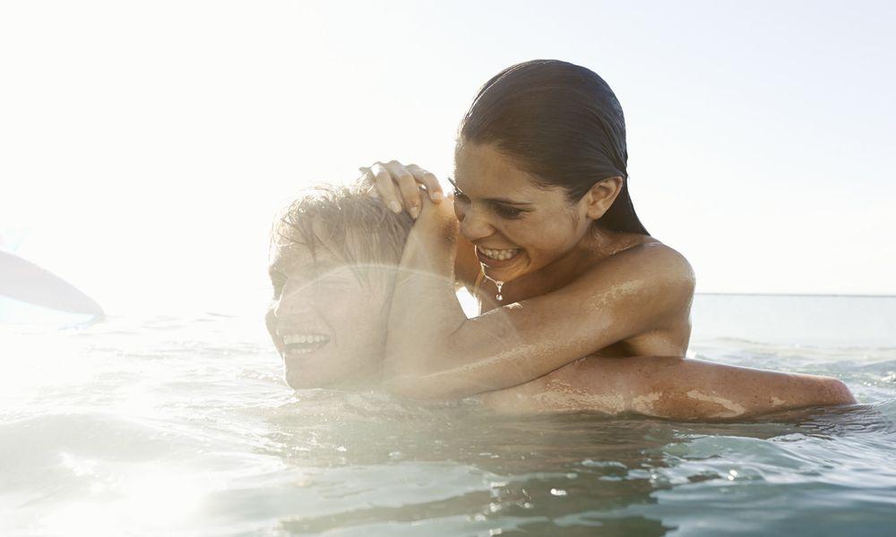 Safe Underwater Sex