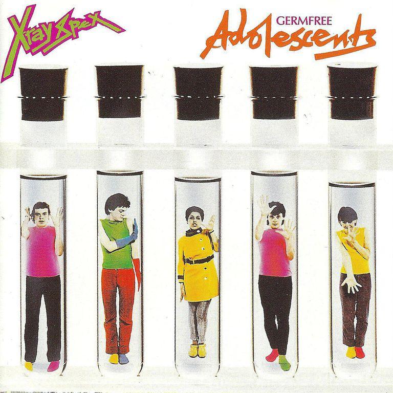 'Germ Free Adolescents'