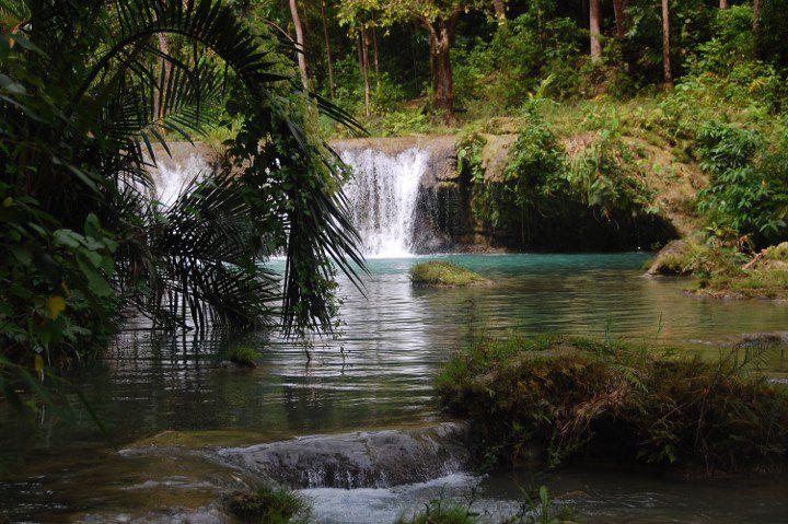 cambugahay falls siquijor island