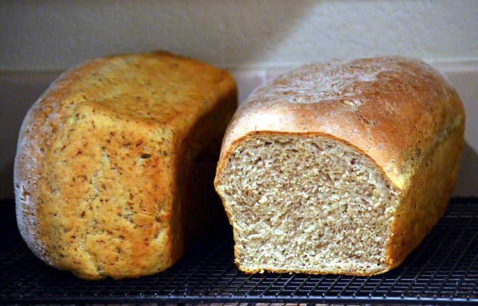Bread Maker Bread