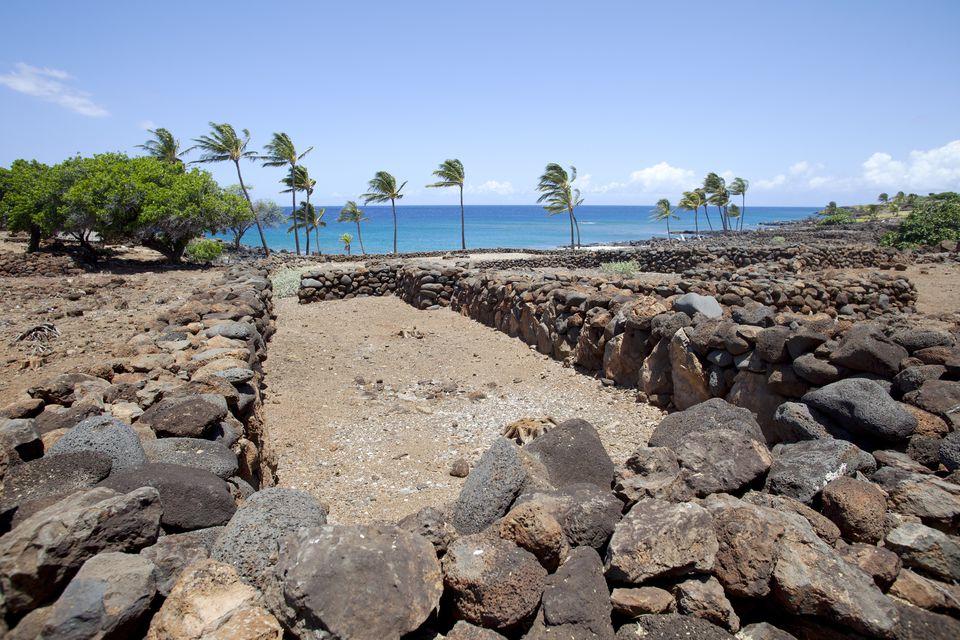 Lapakahi State Historical Park, Hawaii