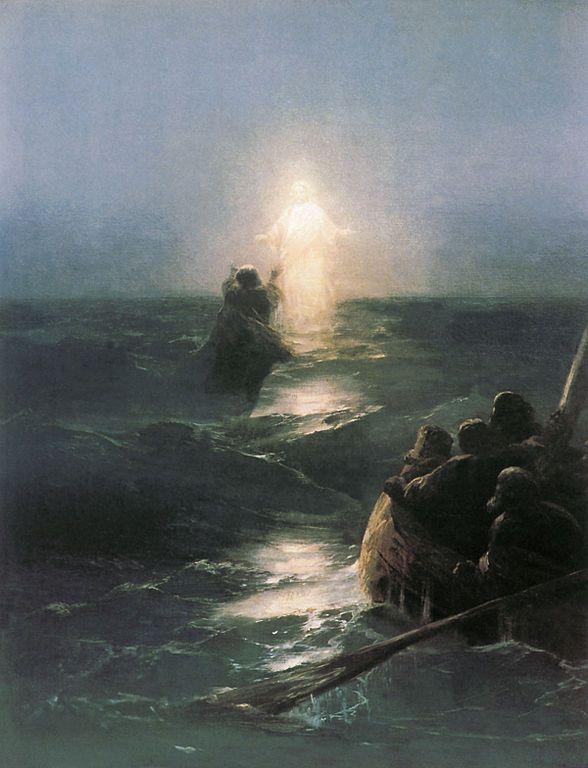 Aunque no camines en el agua, puedes lograr milagros en tu vida si aprendes cómo pedir un milagro.