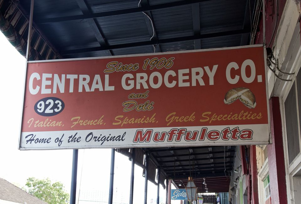 Home of the Original Muffuletta