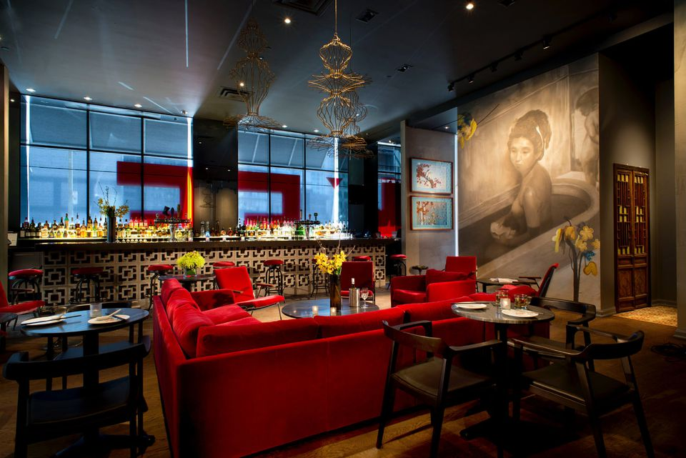 Restaurants Near Soho Metropolitan Hotel Toronto