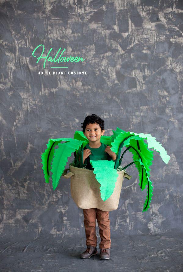 House Plant Costume