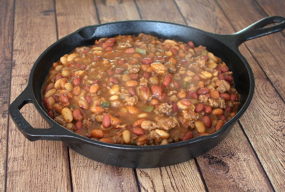 Texas Bean Bake
