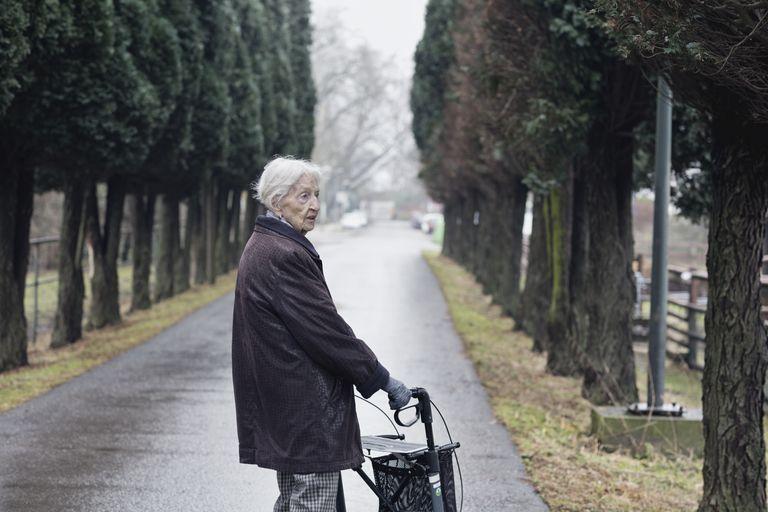 Door Alarms Can Help Improve Safety in Dementia