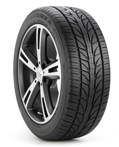 Bridgestone Potenza RE970AS Pole Position