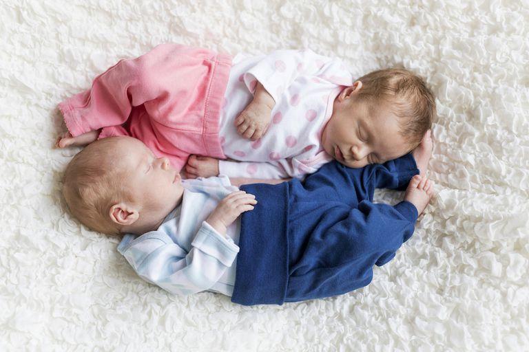 Do girl twins do better than boy twins?