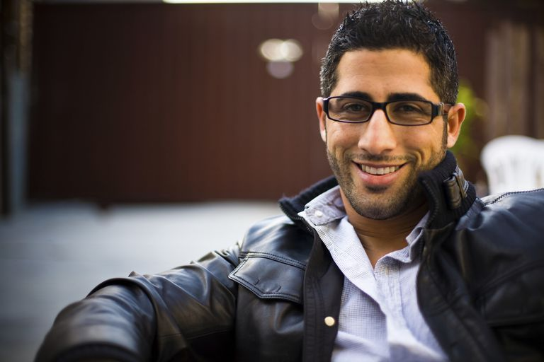 Persian Gay Man