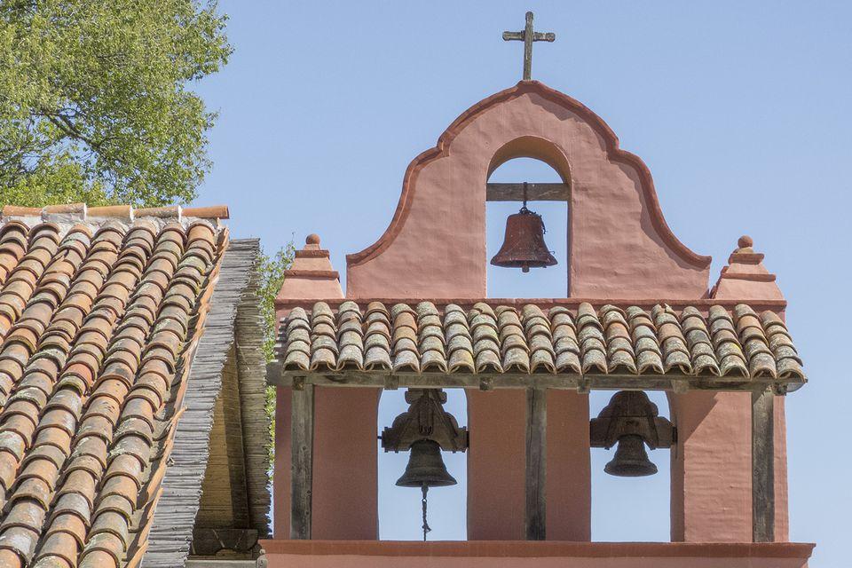 Campanario At La Purisima Mission
