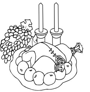 apples 4 the teacher turkey coloring pages - Free Turkey Coloring Pages
