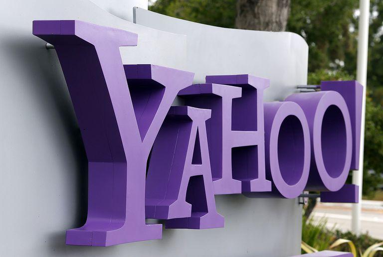 The Yahoo logo