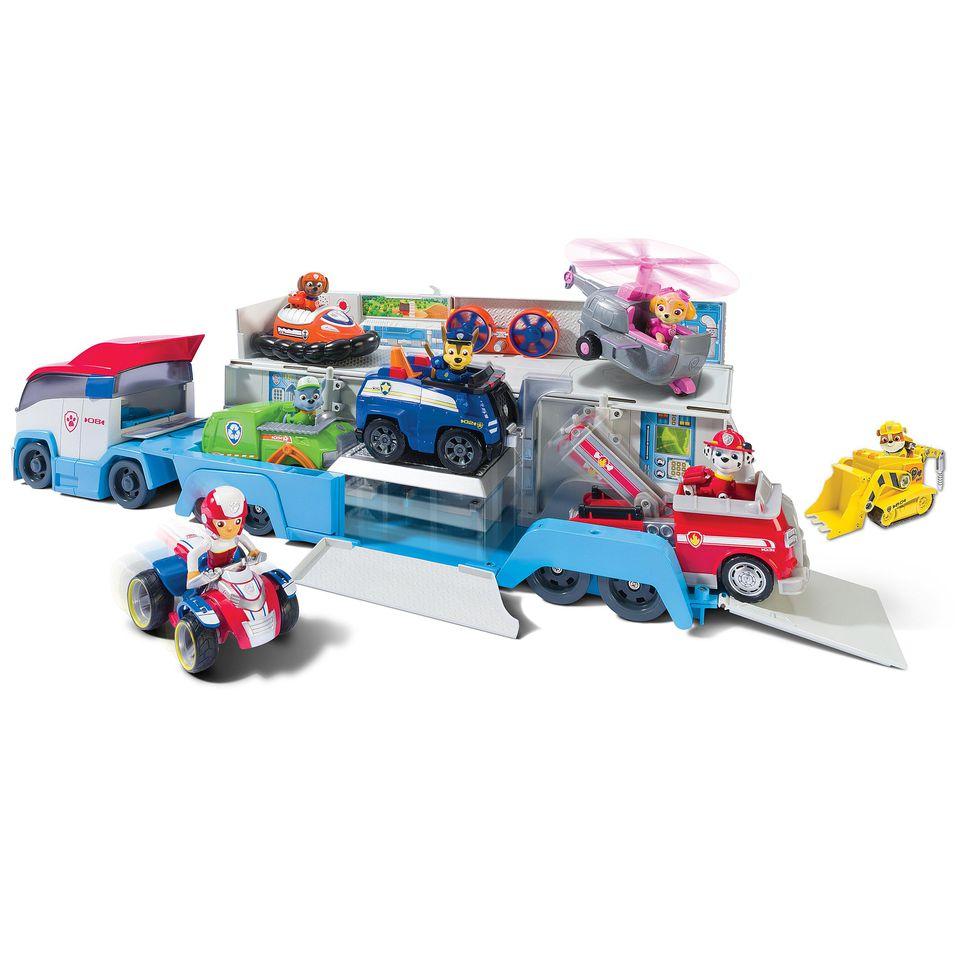 Paw Patrol Paw Patroller Toy
