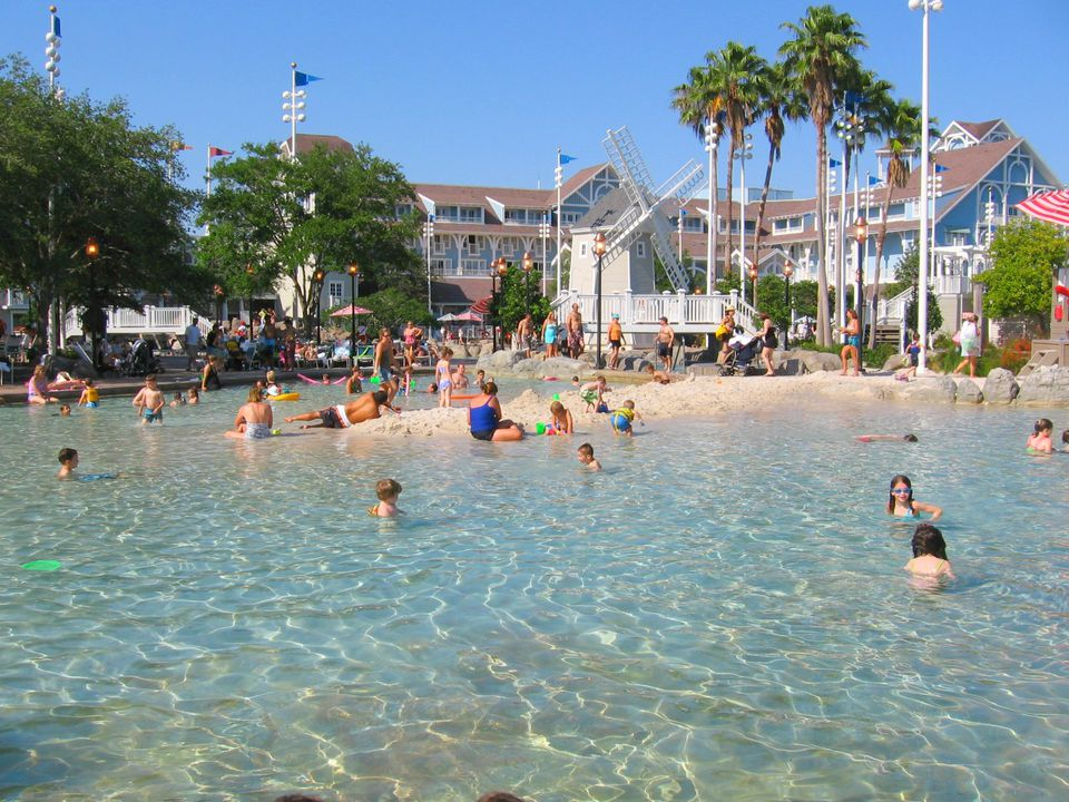 Best pools at disney world resorts top hotel pools yacht club stormalong bay publicscrutiny Image collections