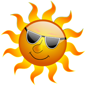 Image result for clipart of sun