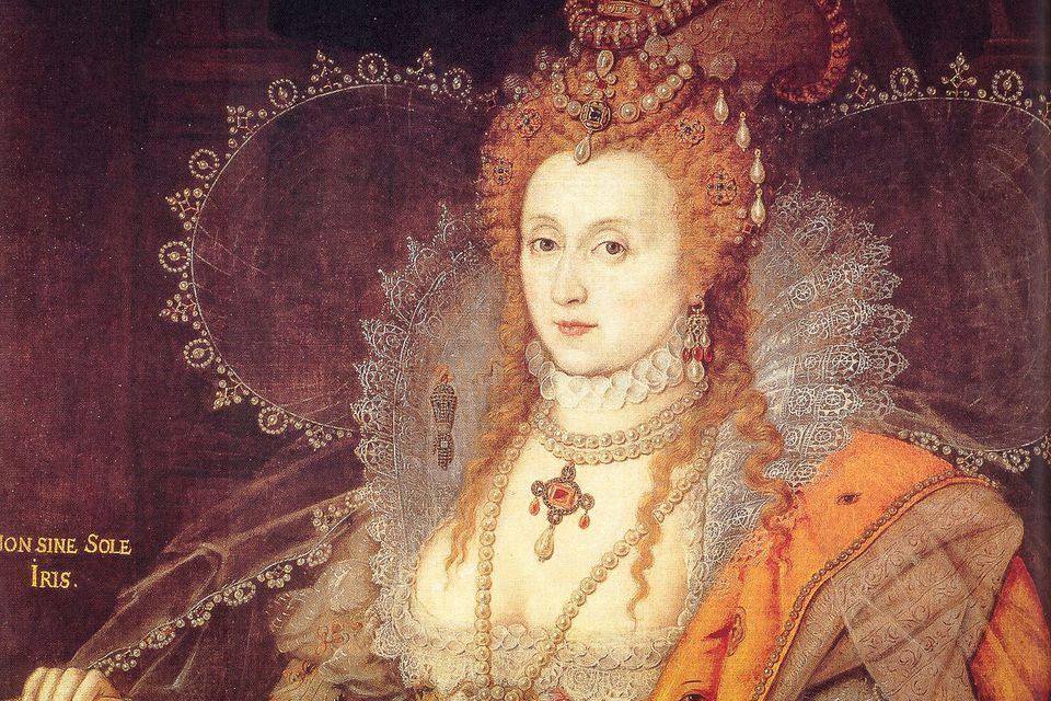 Good Queen Bess - suffering no fools or Blarney