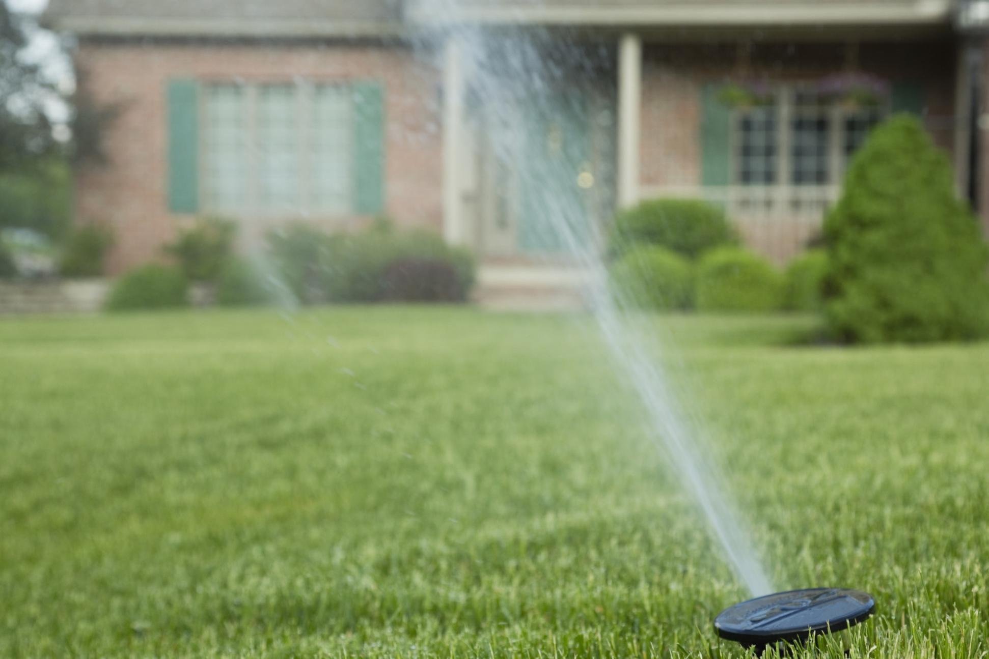 How To Start Up A Sprinkler System